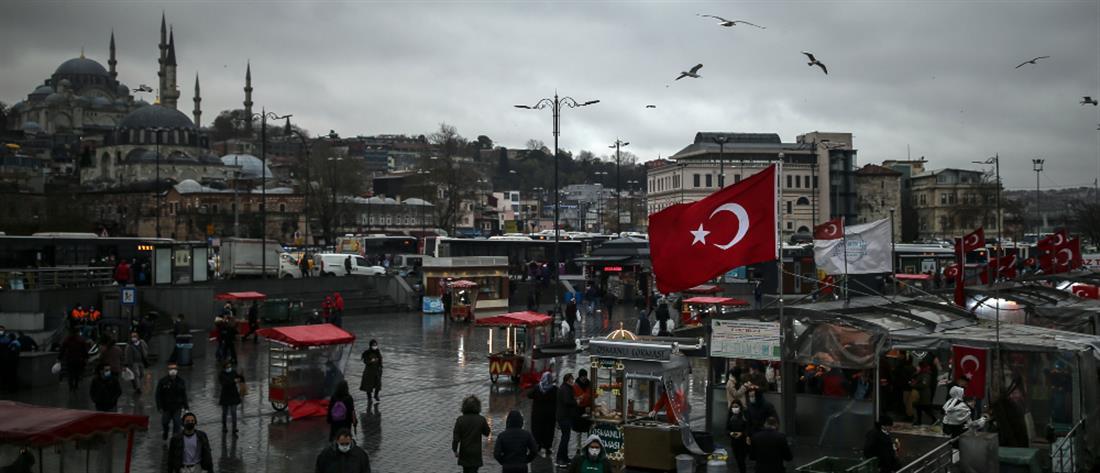 """Τουρκία: ο κορονοϊός """"σκοτώνει"""" τον τουρισμό"""