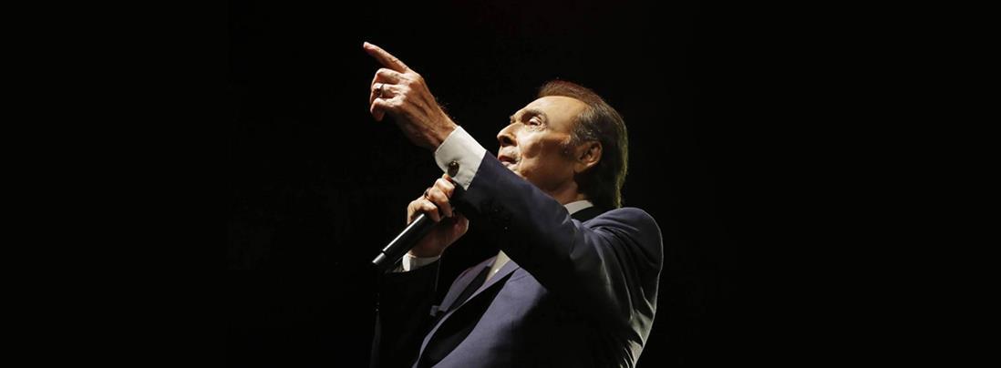 """Τόλης Βοσκόπουλος: ο """"Πρίγκιπας"""" του ελληνικού τραγουδιού (εικόνες)"""