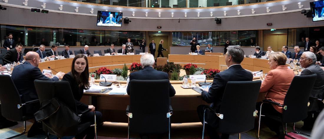 Σύνοδος Κορυφής: κλιματικά ουδέτερη έως το 2050 η Ευρώπη