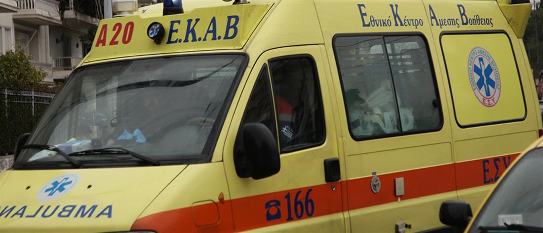 Στο νοσοκομείο 13χρονος που παρασύρθηκε από αυτοκίνητο