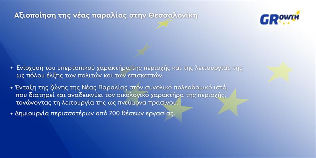 Κάρτες - GRοwth - 48 - Παραλία Θεσσαλονίκη