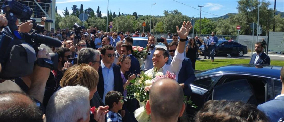 Τσίπρας: Έχουμε όραμα και σχέδιο να ανασυγκροτήσουμε το κοινωνικό κράτος