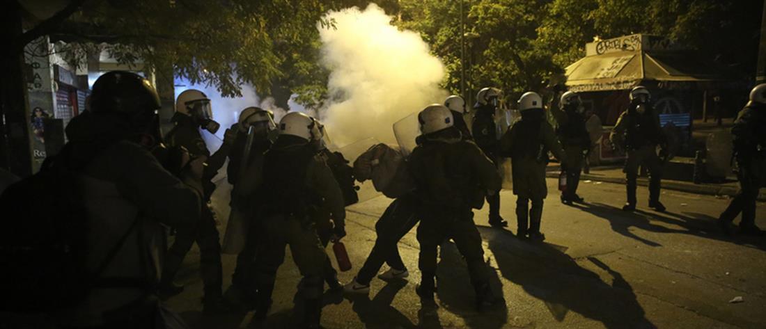 Συλλήψεις και προσαγωγές μετά τις πορείες για τον Γρηγορόπουλο