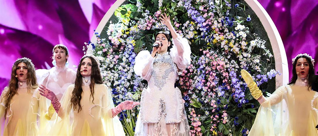 Eurovision: Τι αλλάζει στην εμφάνιση της Κατερίνας Ντούσκα