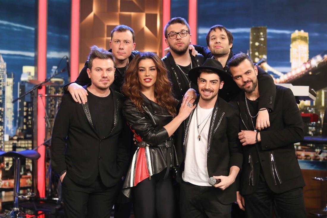 The 2Night Show - Γιώργος Λιανός - Ειρήνη Παπαδοπούλου - Φωτεινή Ντεμίρη