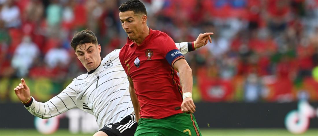 """Euro 2020: Η Γερμανία """"διέλυσε"""" την Πορτογαλία"""