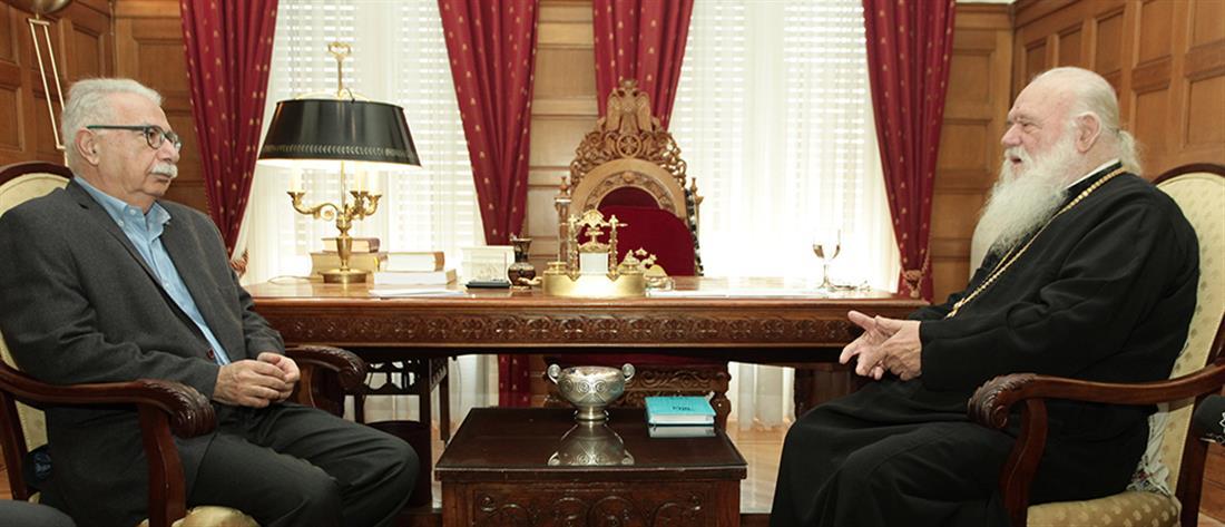 Γαβρόγλου: η μισθοδοσία των κληρικών δεν είναι θέμα παζαριού