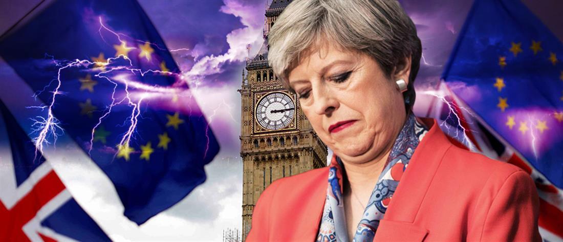 Η Μέι ζήτησε παράταση για το Brexit