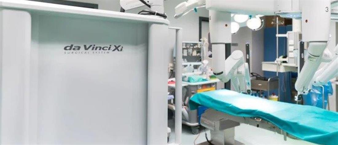 Ρομποτική Χειρουργική στην αποκατάσταση κηλών του κοιλιακού τοιχώματος