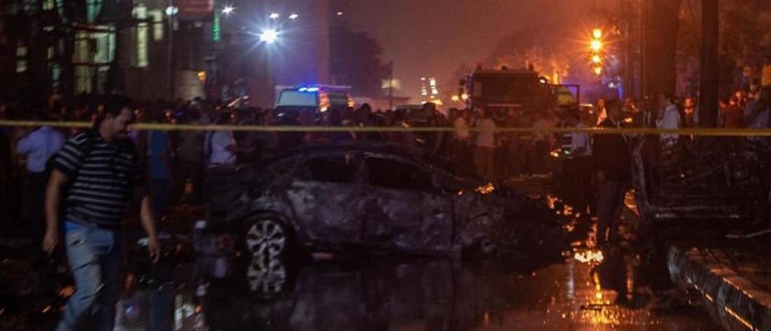 Αίγυπτος: πολύνεκρη έκρηξη αυτοκινήτου στο Κάιρο (εικόνες)