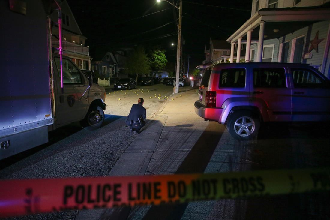 Ρόουντ Άιλαντ  - Rhode Island - πυροβολισμοί