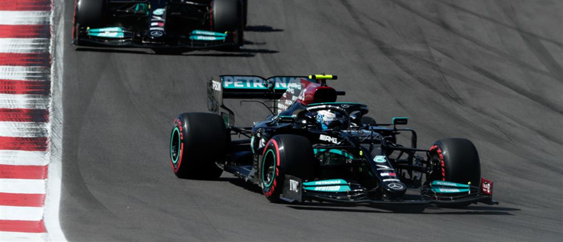 F1: Ο Μπότας την pole position στο Πορτιμάο