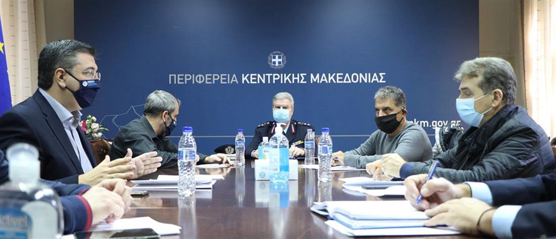 Κορονοϊός - Χρυσοχοΐδης: Εντατικοποιούνται οι έλεγχοι στην Θεσσαλονίκη
