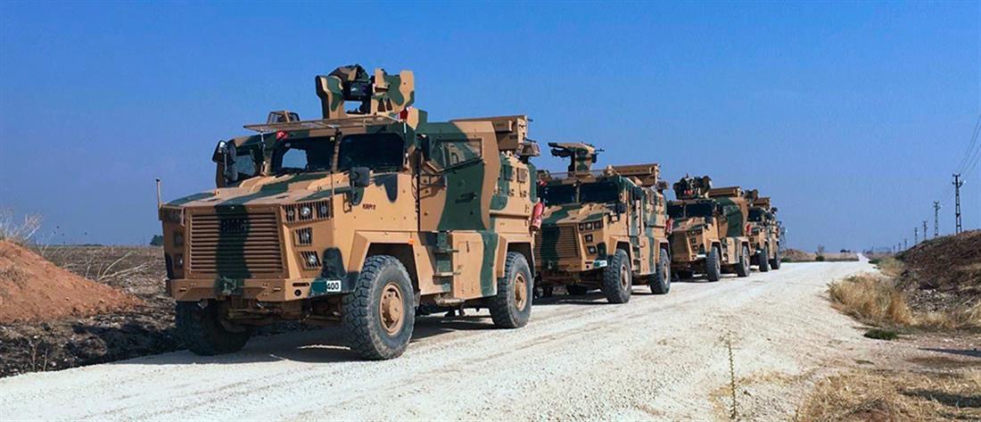 Ρωσία: Η Τουρκία βοηθά τρομοκράτες στην Ιντλίμπ