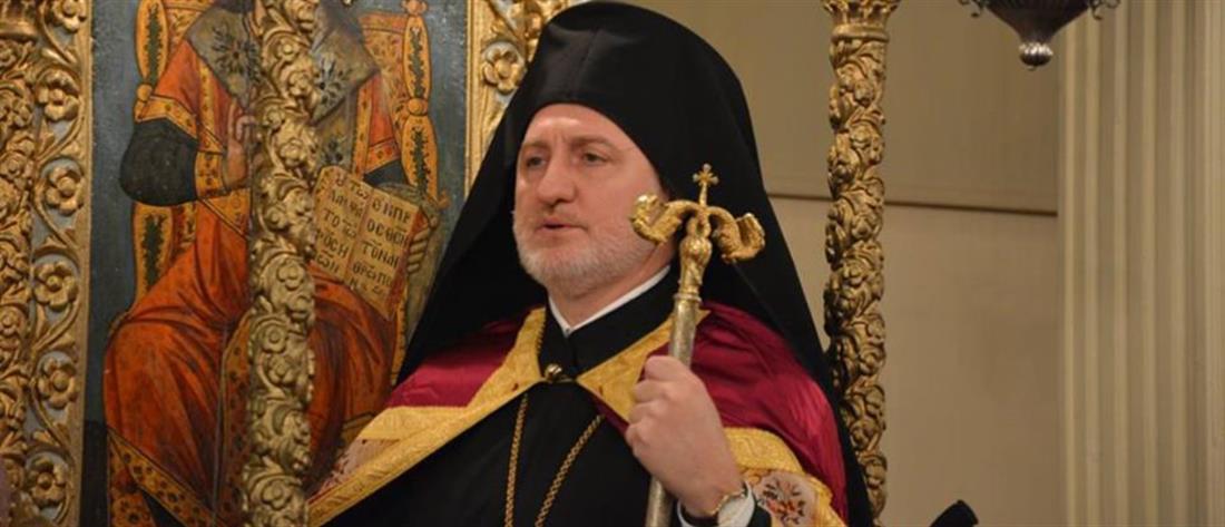 Ελπιδοφόρος: συνάντηση με Πομπέο για Ανατολική Μεσόγειο και Αγία Σοφία