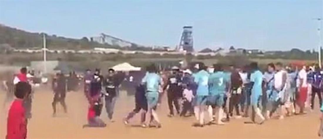 Βίντεο σοκ: εν ψυχρώ εκτέλεση φιλάθλου