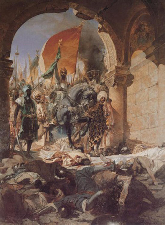 Άλωση της Κωνσταντινούπολης
