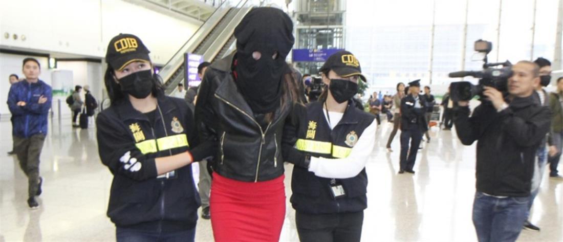 """""""Ώρα μηδέν"""" στη δίκη της 21χρονης Ειρήνης που συνελήφθη με κοκαΐνη στο Χονγκ Κονγκ"""