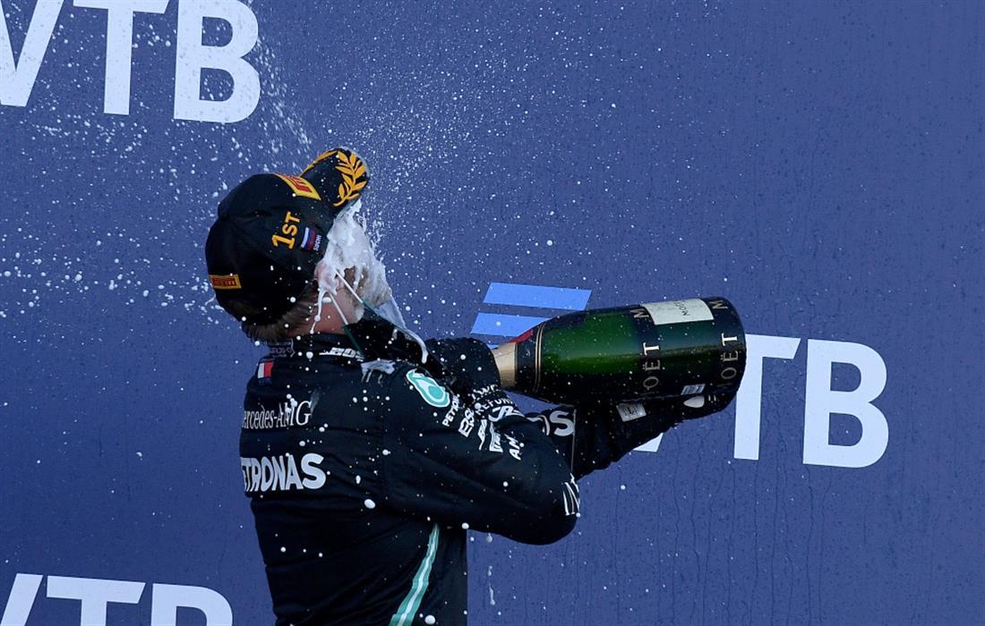 AP - Formula 1 - Λούις Χάμιλτον - Βάλτερι Μπότας