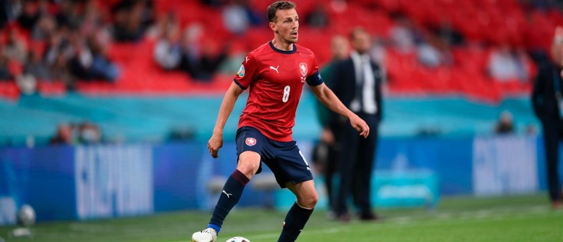 Euro 2020: Ο Νταρίντα αποσύρθηκε από την Εθνική Τσεχίας