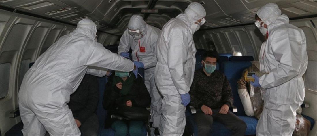 Κορονοϊός: Μέτρα για τυχόν κρούσματα στις Ένοπλες Δυνάμεις