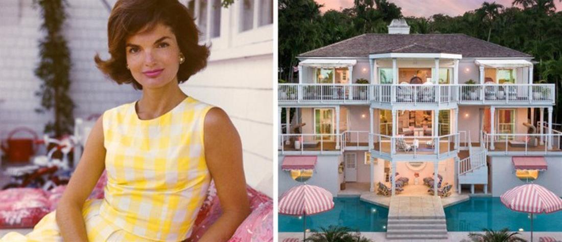 Πωλείται το παλάτι όπου έκανε διακοπές η Τζάκι Ωνάση