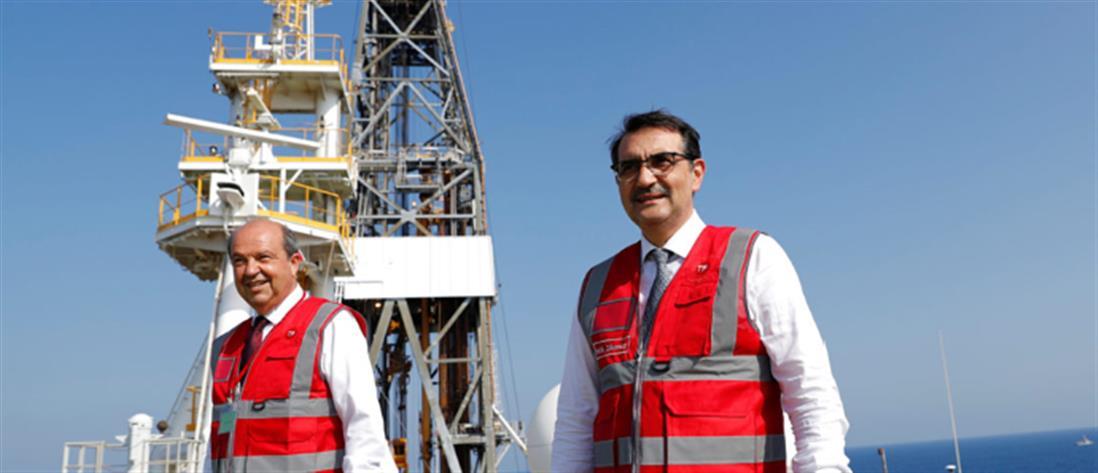 Ντονμέζ: σήμερα θα ξεκινήσουμε σεισμικές έρευνες στην Ανατολική Μεσόγειο