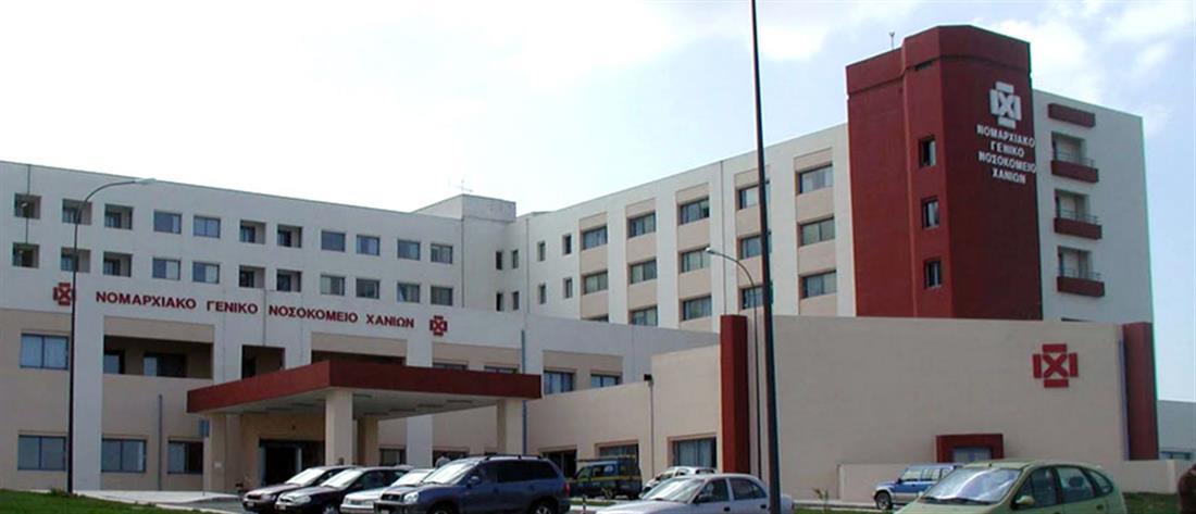 Πρόεδρος Εργαζομένων Νοσοκομείου Χανίων στον ΑΝΤ1: Διαχρονικό το πρόβλημα των ραντεβού (βίντεο)
