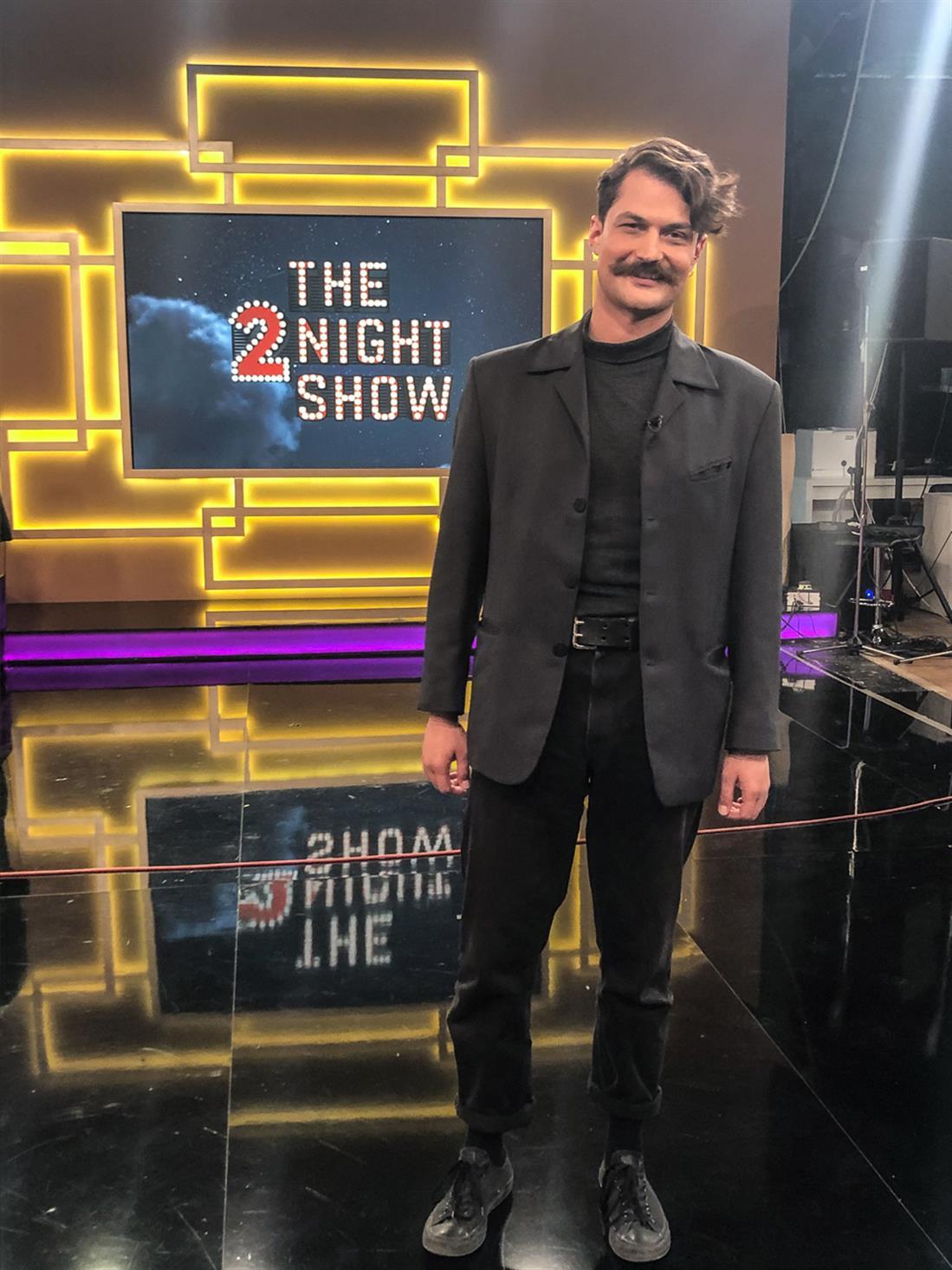 The 2Night Show - Καμιτσάκης