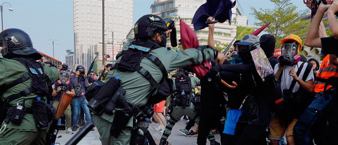 Χονγκ Κονγκ: ένας φοιτητής έχασε τη ζωή του στις διαδηλώσεις