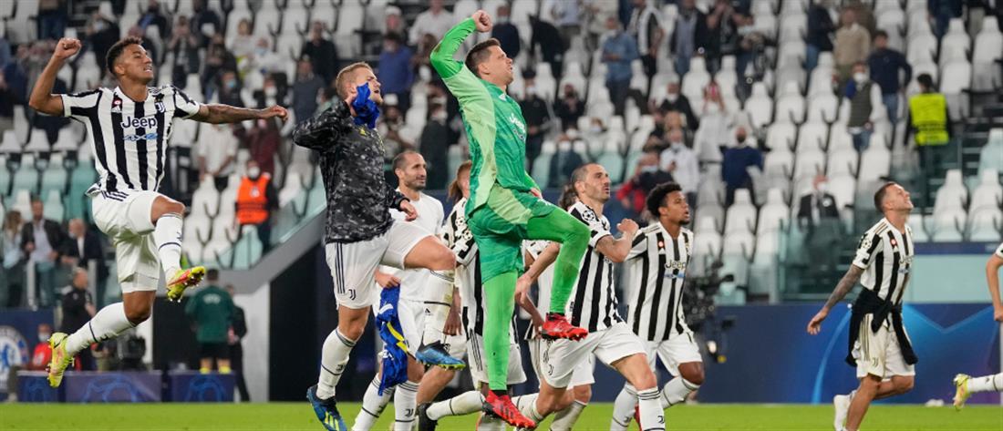 AP - Champions League - Γιουβέντους - Τσέλσι