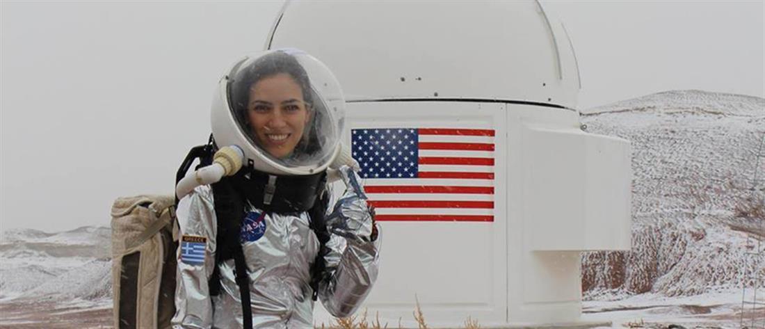 Telegraph: η Ελένη Αντωνιάδου δεν εργάστηκε στη NASA