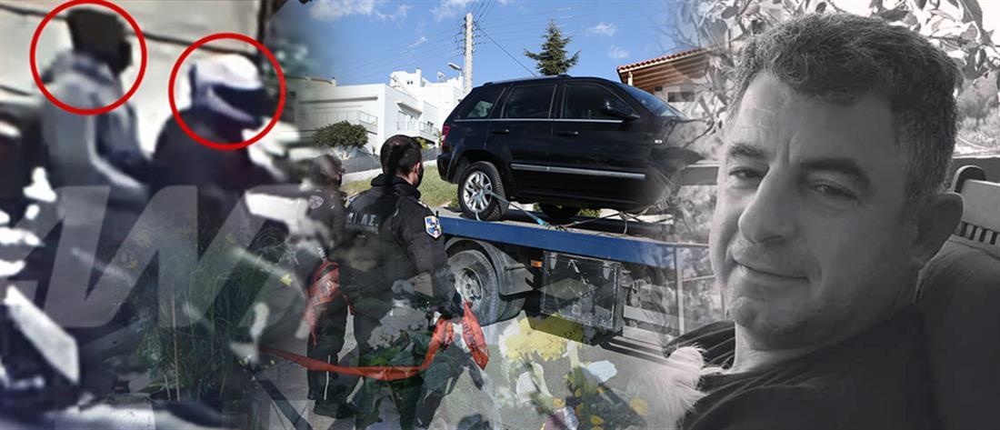 Δολοφονία Καραϊβάζ: Στη μοτοσικλέτα η άκρη του νήματος