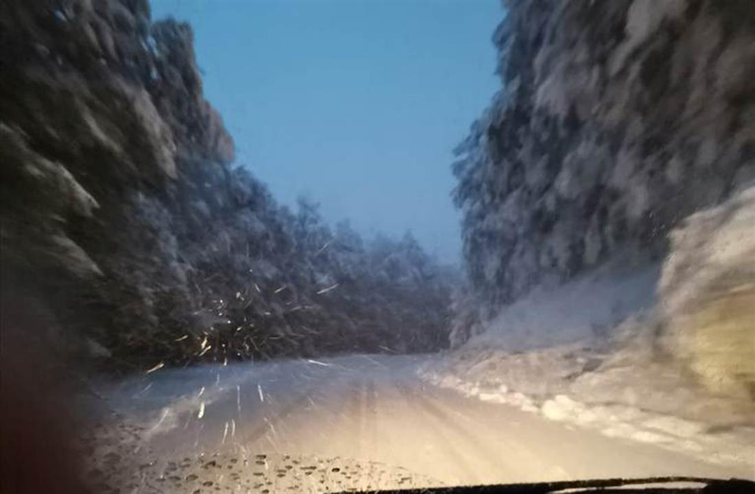 Χιόνια - Φλώρινα