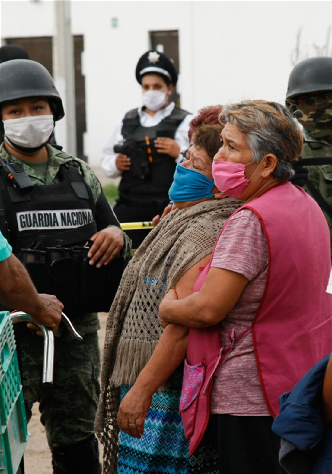 Μεξικό -  επίθεση ενόπλων - κέντρο απεξάρτησης