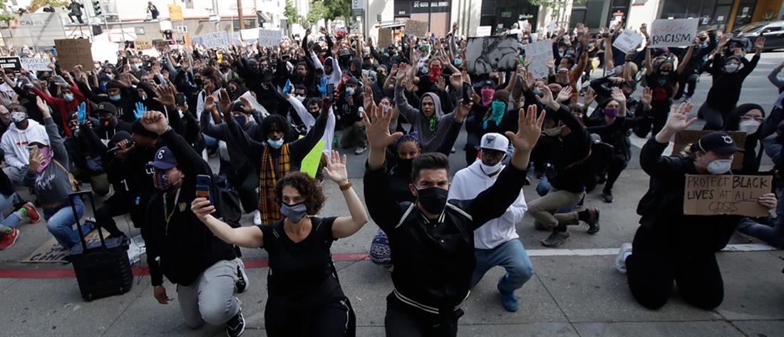 Φόβοι για δεύτερο κύμα κορονοϊού από τις διαδηλώσεις για τη δολοφονία του Τζορτζ Φλόιντ