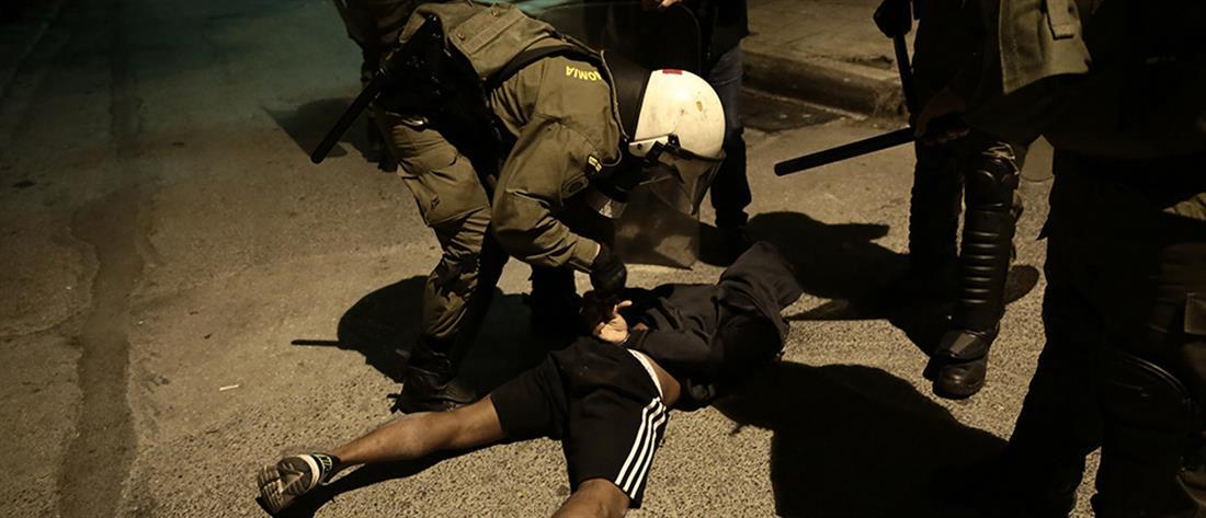 Πολυτεχνείο: Επεισόδια και συλλήψεις στα Εξάρχεια (εικόνες)
