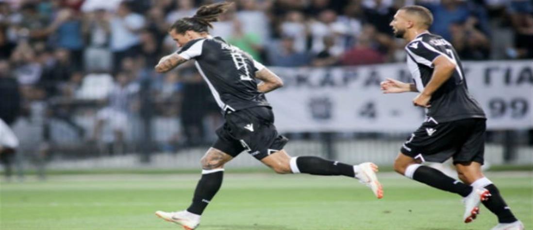 Champions League: νίκησε και… ελπίζει ο ΠΑΟΚ