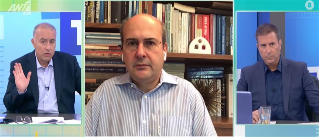 Χατζηδάκης στον ΑΝΤ1: ακατανόητες οι πράξεις του ΣΥΡΙΖΑ που ευνόησαν την Χρυσή Αυγή