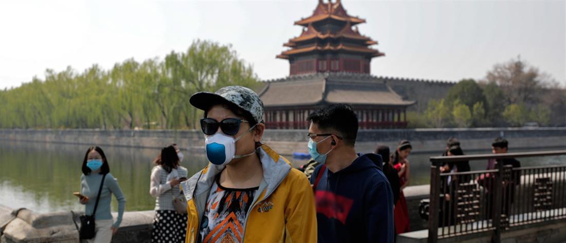 """Κορονοϊός: """"εισαγόμενο"""" το νέο κρούσμα στην Κίνα"""