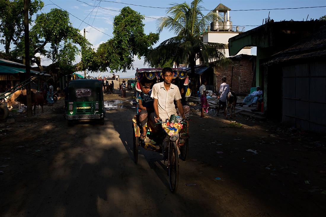 AP - Μιανμάρ