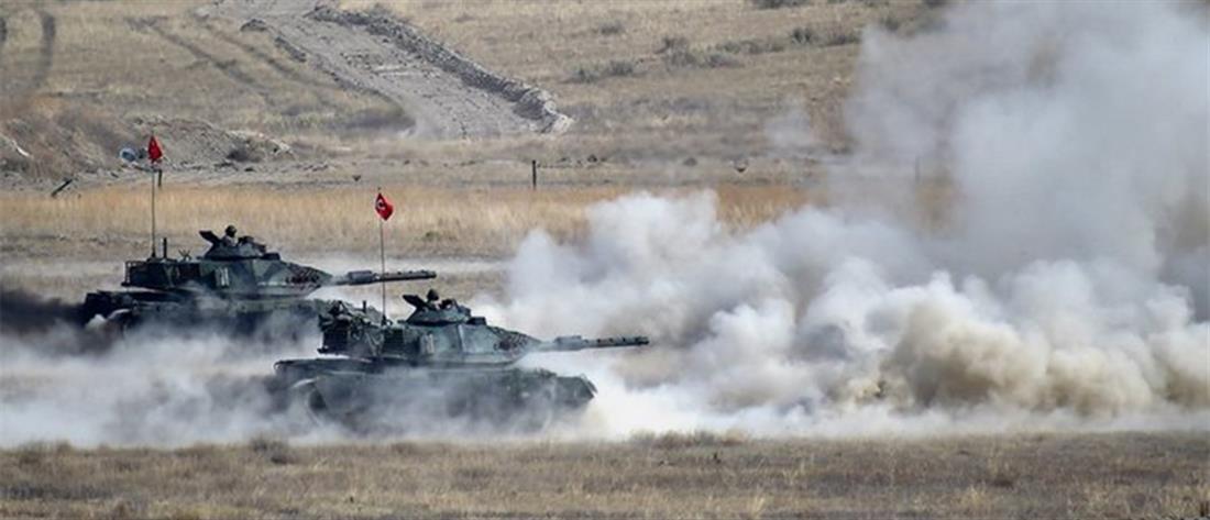 Ξεκίνησε η τουρκική εισβολή στη Συρία