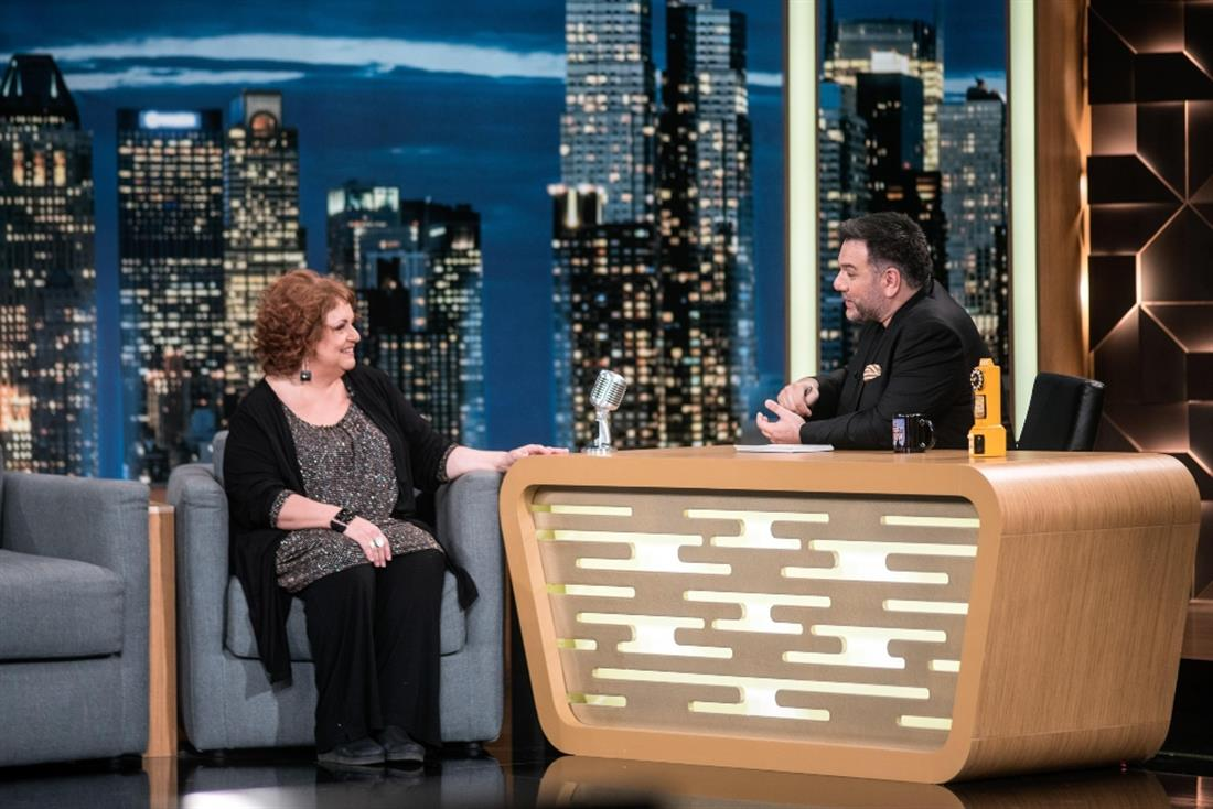 The 2Night Show - Ελένη Κοκκίδου - Ελισάβετ Κωνσταντινίδου - Έλενα Τσαβαλιά