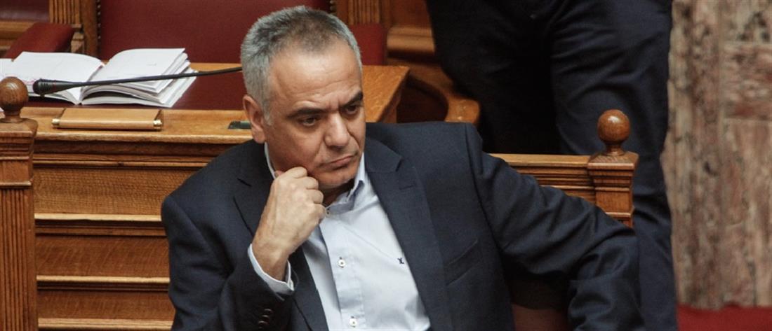 Έκκληση Σκουρλέτη στη ΝΔ να στηρίξει το σπάσιμο Β' Αθηνών και Περιφέρειας Αττικής