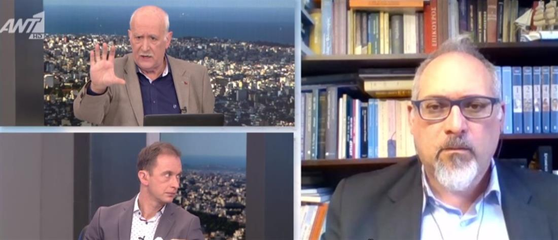 Κορονοϊός - Θωμαΐδης στον ΑΝΤ1: Χωρίς άμεσα μέτρα, θα έχουμε 3.000 κρούσματα