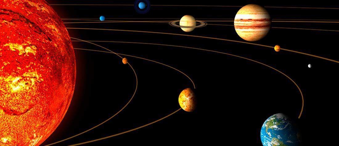 """Ηλιακό σύστημα με... τεράστιους εξωπλανήτες ανακαλύφθηκε στην """"γειτονιά"""" της Γης!"""