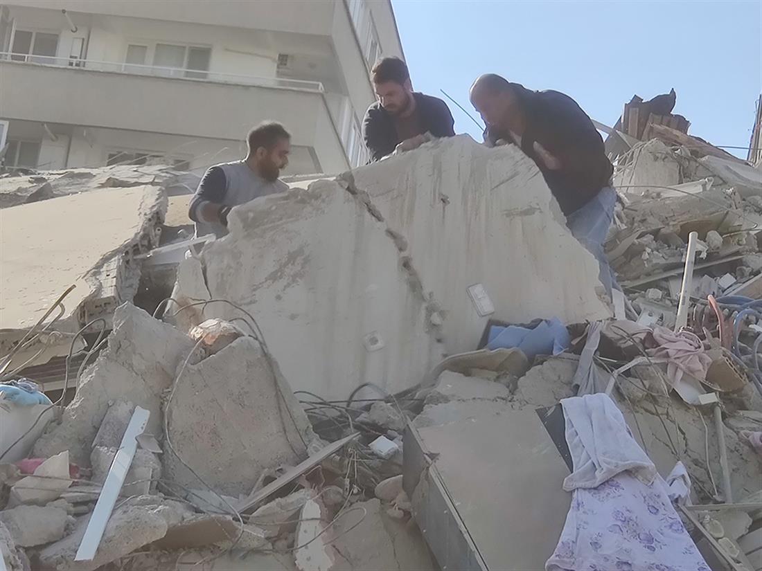 Σεισμός - Σμύρνη