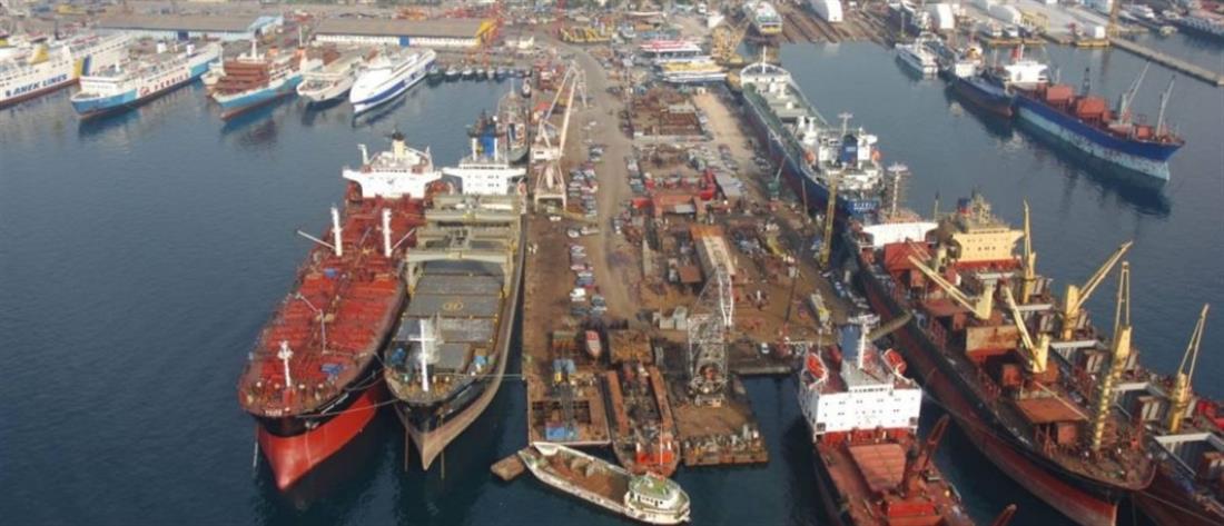 Εργατικό ατύχημα σε πλοίο στο Πέραμα