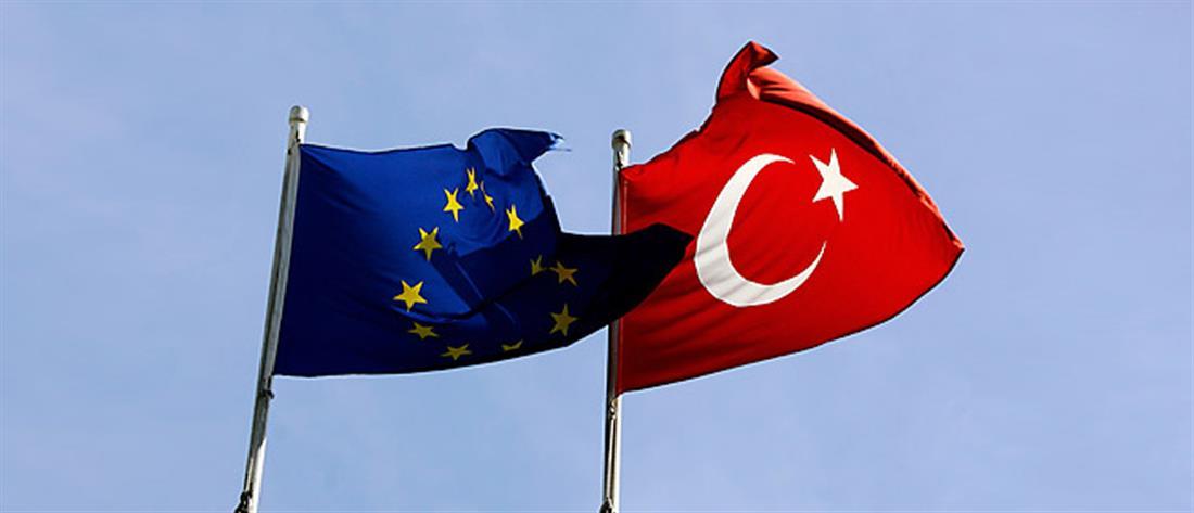"""Βρυξέλλες: """"πέρασε"""" το κείμενο για τις κυρώσεις εναντίον της Τουρκίας"""