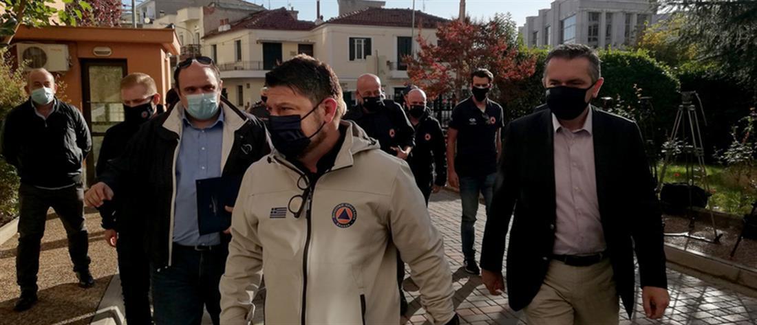 Κορονοϊός - Χαρδαλιάς: κρίσιμη η κατάσταση στην Κοζάνη